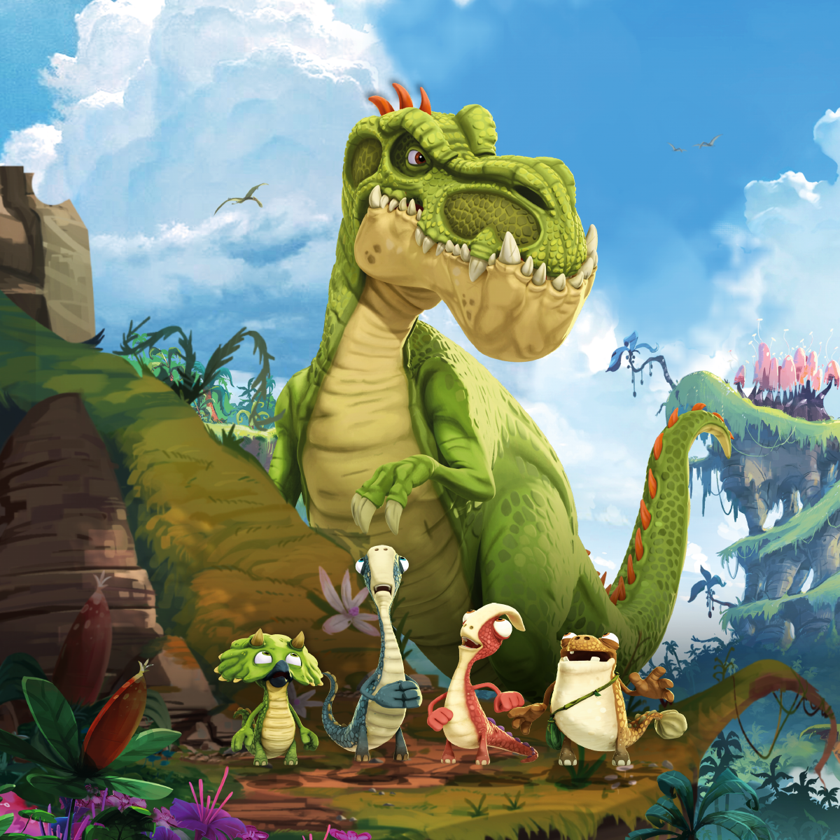 Gigantosaurus – Nueva serie