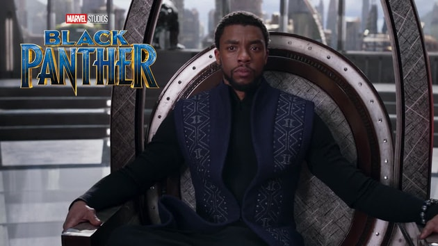 "Marvel Studios' Black Panther - ""Rise"" TV Spot"