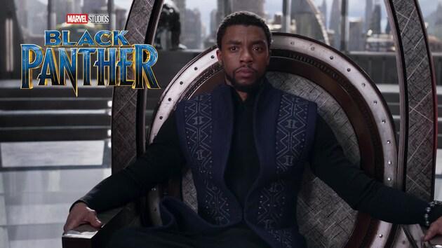 """ทีวีสปอตล่าสุดจาก Marvel Studios' Black Panther - """"Rise"""""""