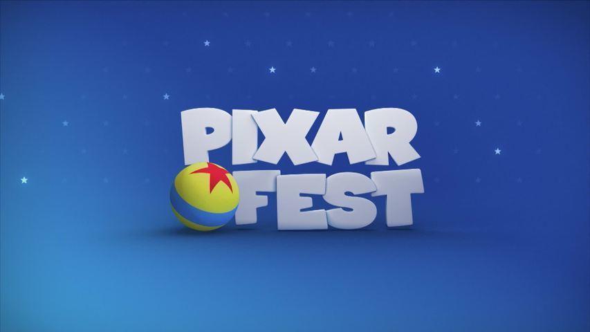 Mais atividades Incríveis do Pixar Fest!
