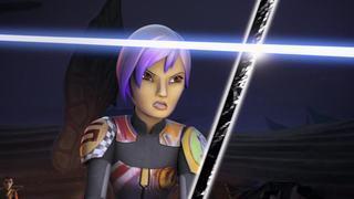 Star Wars Rebels: Training Begins