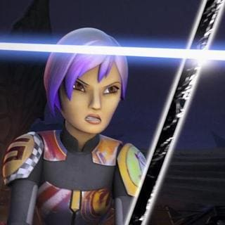 Star Wars Rebels: Training Begins