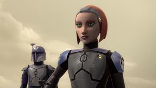 Bo-Katan Returns - Heroes of Mandalore Preview | Star Wars Rebels