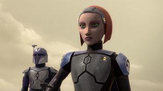 Bo-Katan Returns - Heroes of Mandalore Preview | Star Wars Rebels