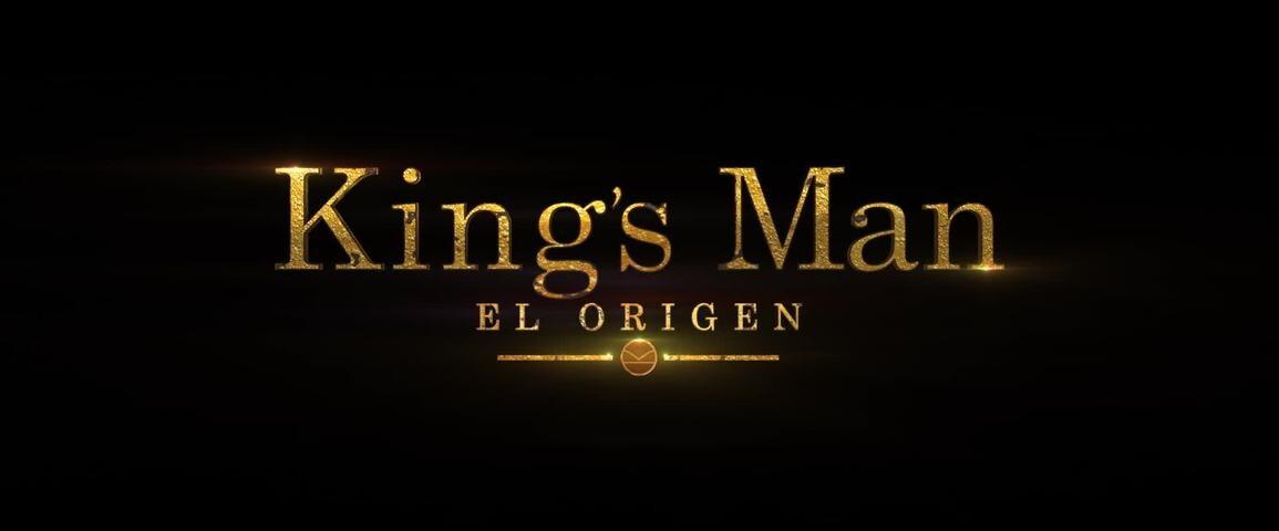 The Kings Man | El origen Trailer PreSale