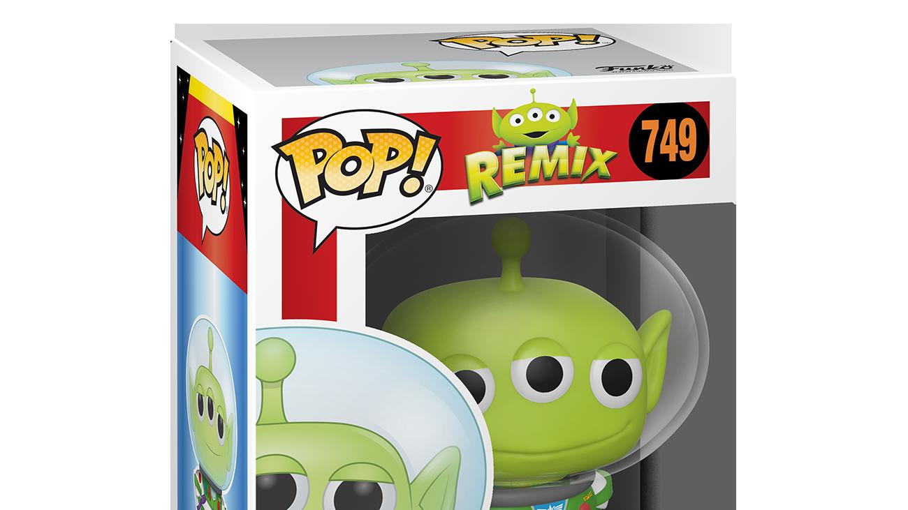 Pixar - Alien as Buzz - POP
