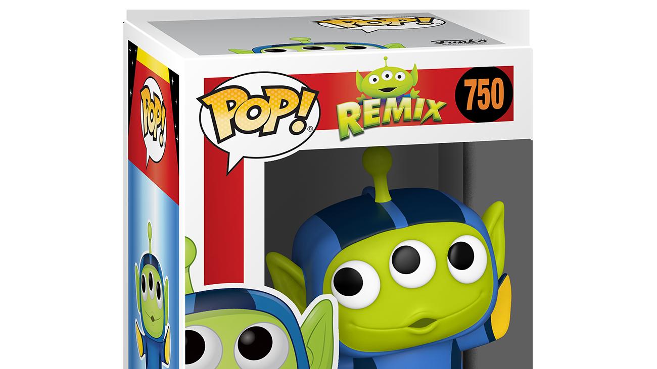 Pixar - Alien as Dory - POP