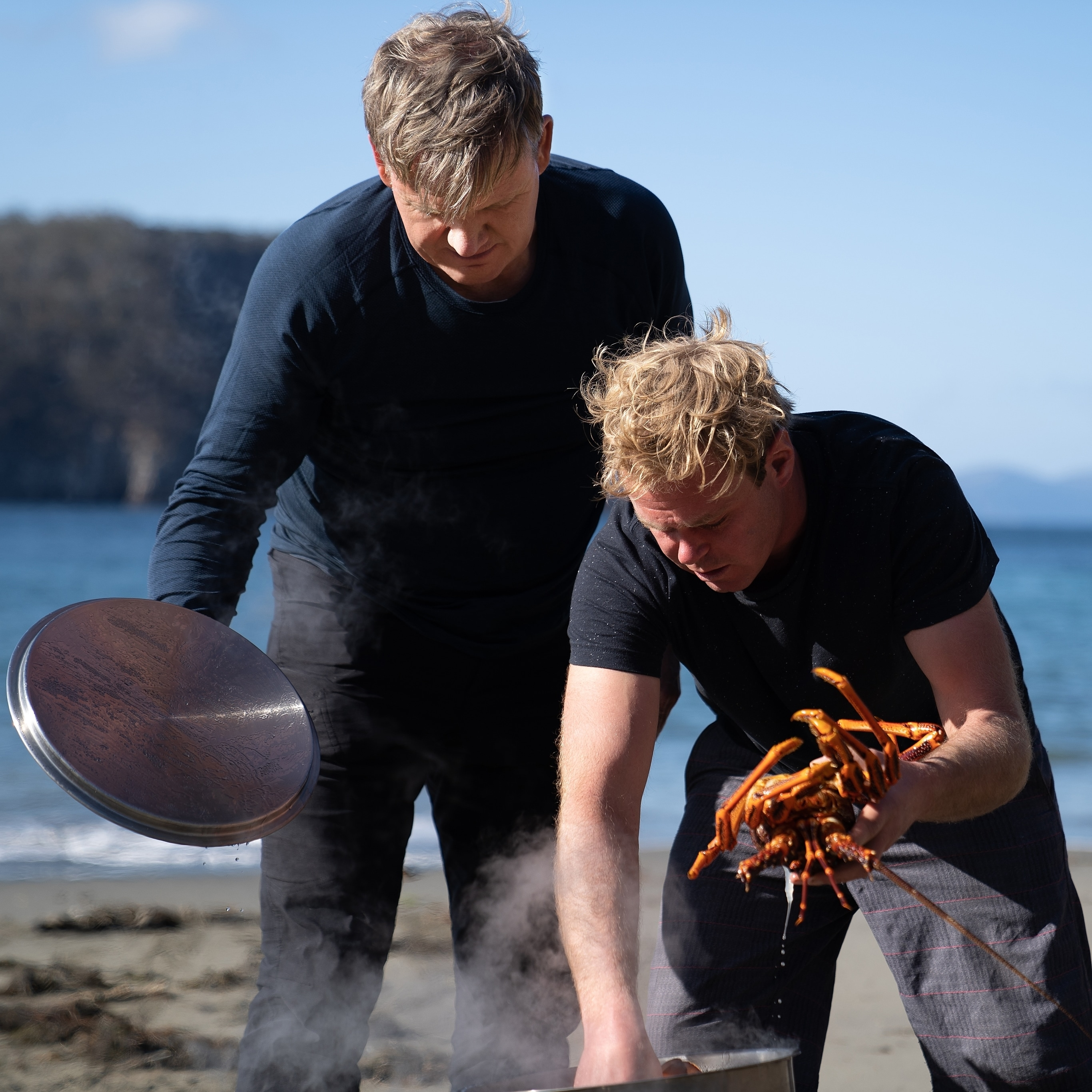 Explore Tasmania With a Gordon Ramsay: Uncharted Inspired Crayfish Recipe