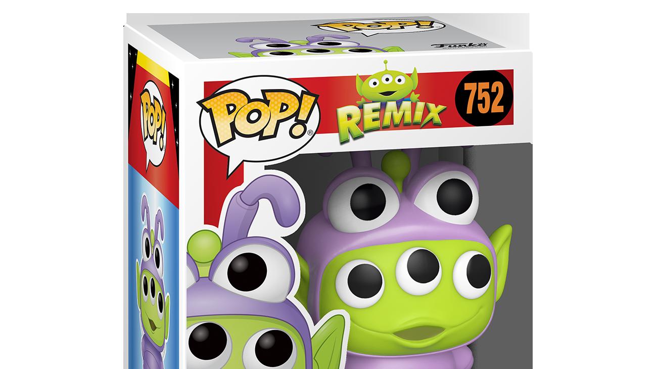 Pixar - Alien as Dot - POP