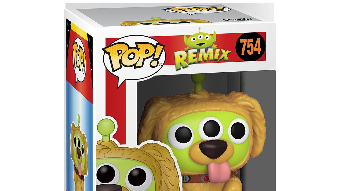Pixar - Alien as Dug - POP