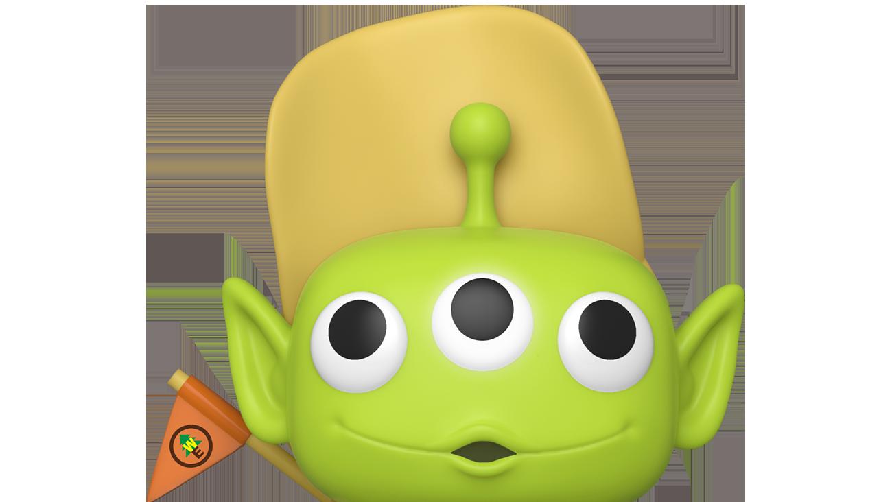 Pixar - Alien as Russell - POP