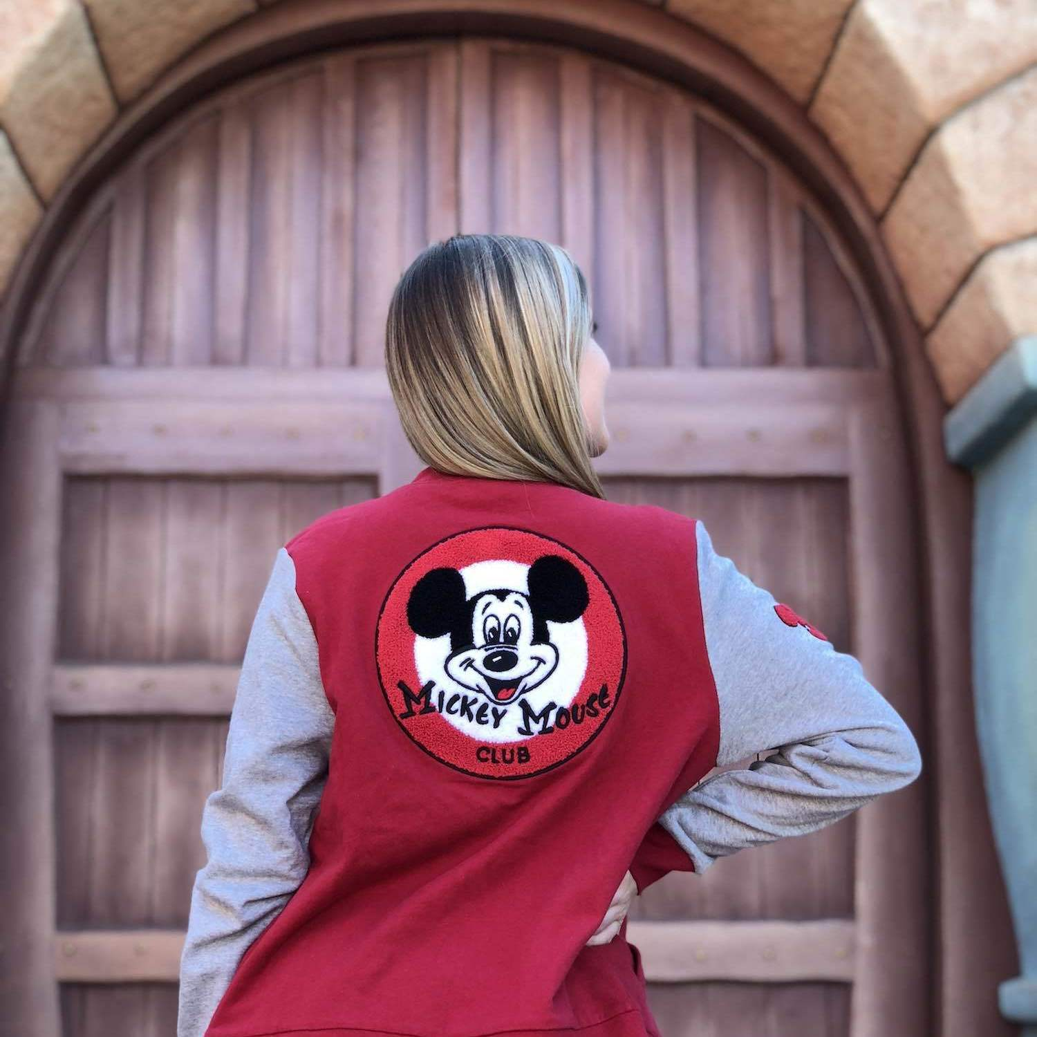 We're Loving the Vintage Vibes of This New Mickey Mouse Club Collection From the Disney Parks