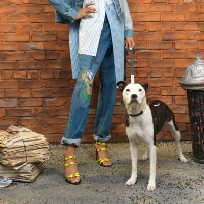 Designer MONSE Uses Pluto in Their Charitable Pre-Fall Collection