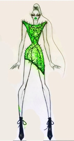 THE BLONDS Maleficent sketch