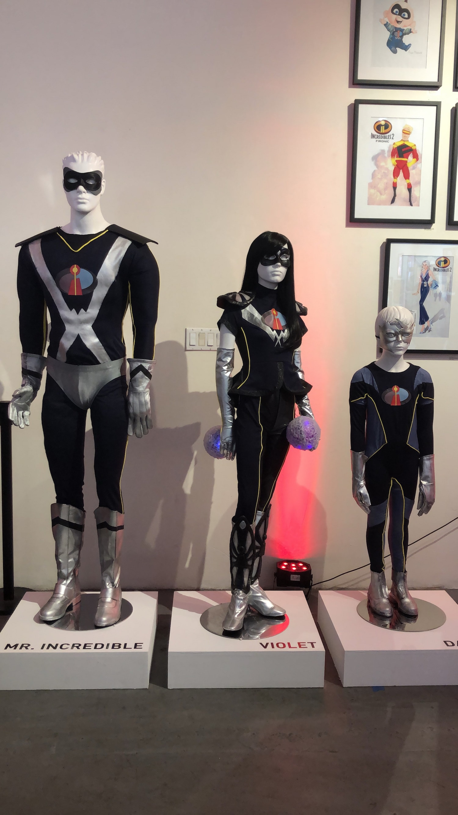 These Fashion Students Designed Their Own Takes On Super Suits In Honor Of Incredibles 2 Disney News