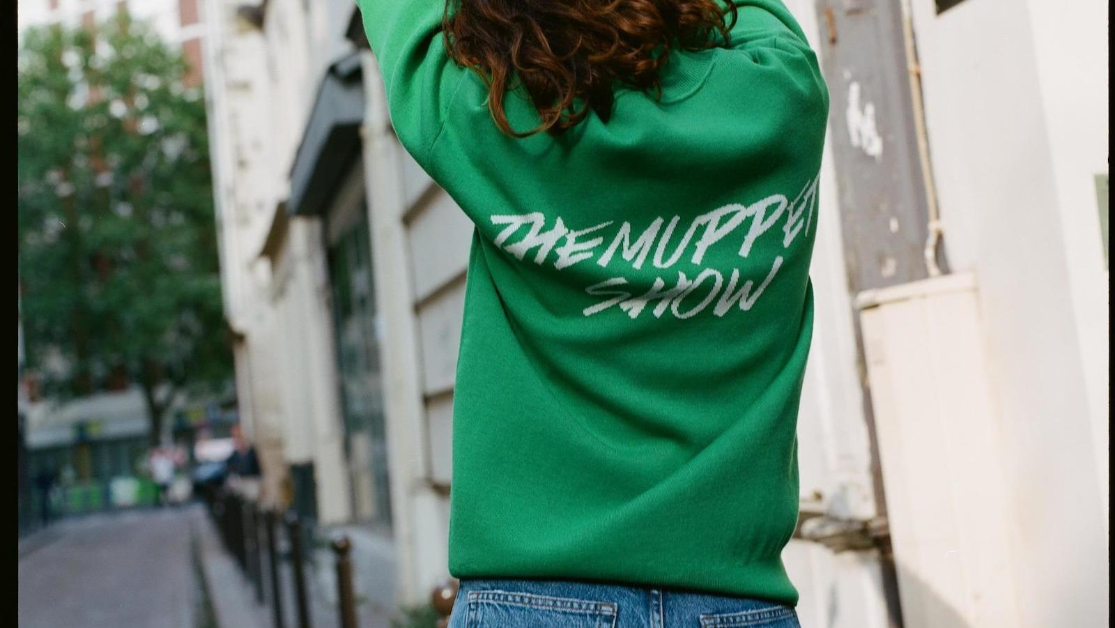 Kermit the Frog Is the Star of a New Collection from French Fashion House Sandro