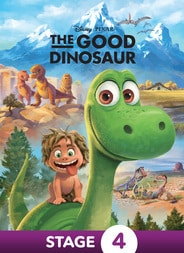 The Good Dinosaur Movie Storybook