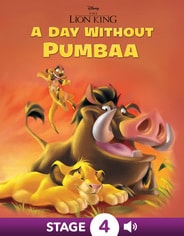 The Lion King:  A Day Without Pumbaa