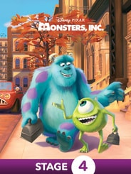 Monsters, Inc. Movie Storybook