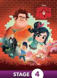 Wreck-It Ralph Movie Storybook