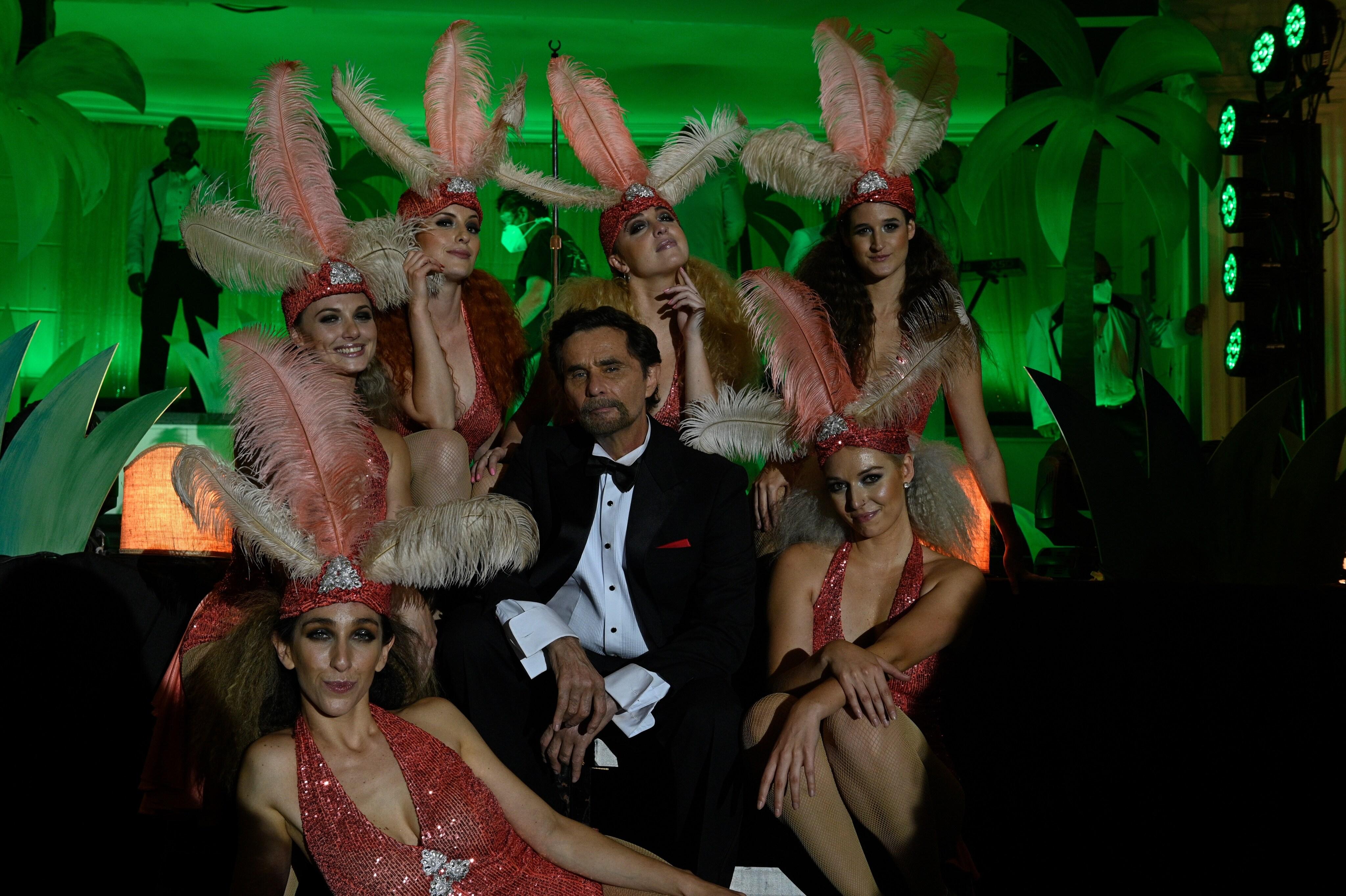 Humberto Zurita - El galán. La TV cambio, él no