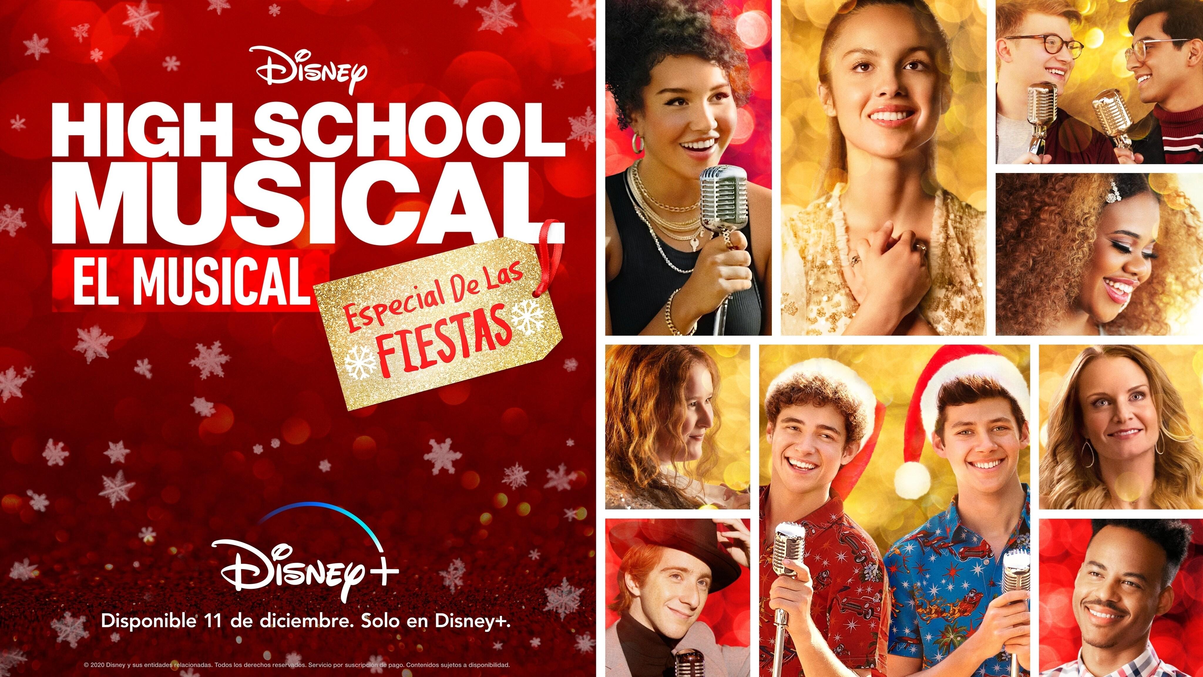 High School Musical: El Musical: Especial de las Fiestas