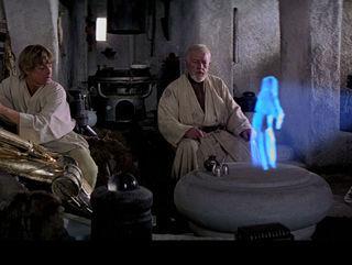 Ajude-me, Obi-Wan Kenobi
