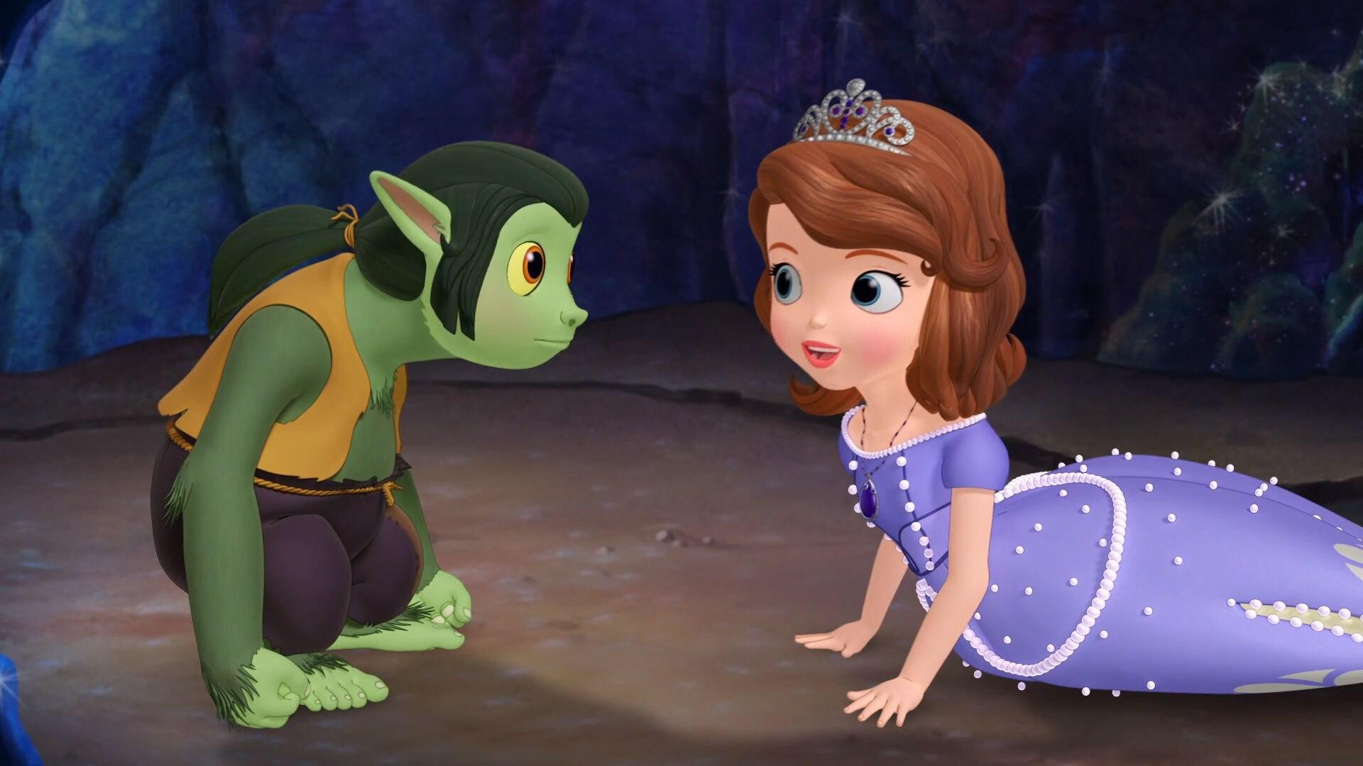 Princesse Sofia - Les bonnes manières de Princesse #6