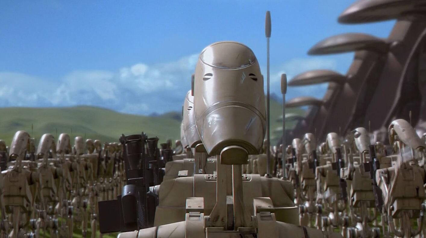 Droid'leri Harekete Geçir