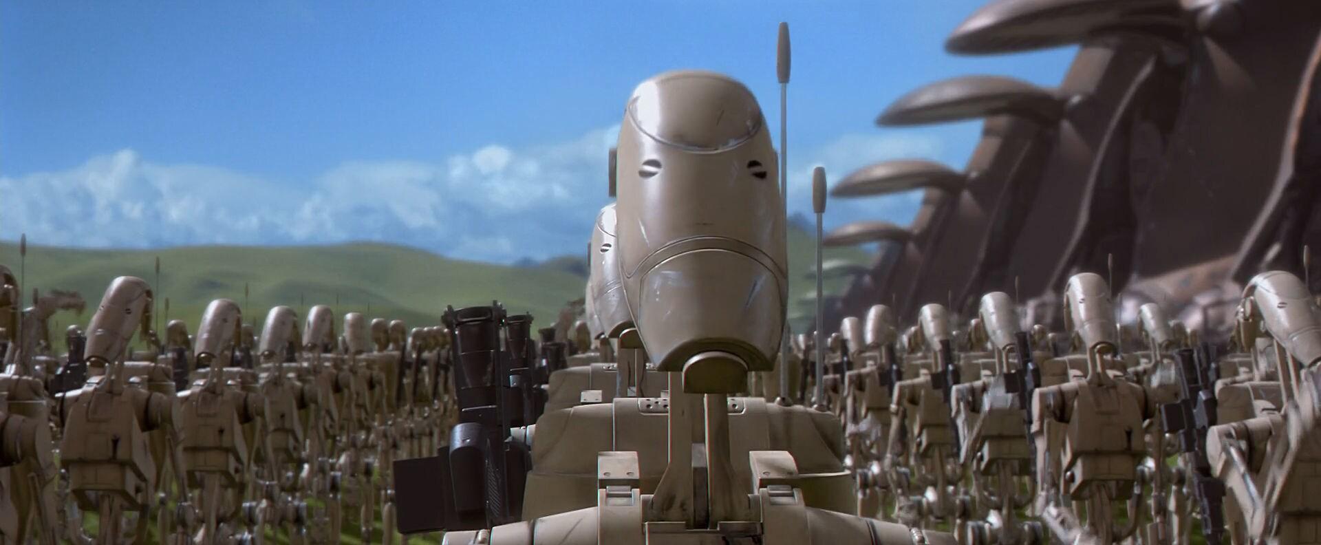 מלחמת הכוכבים - הקרב מעל הסרלק