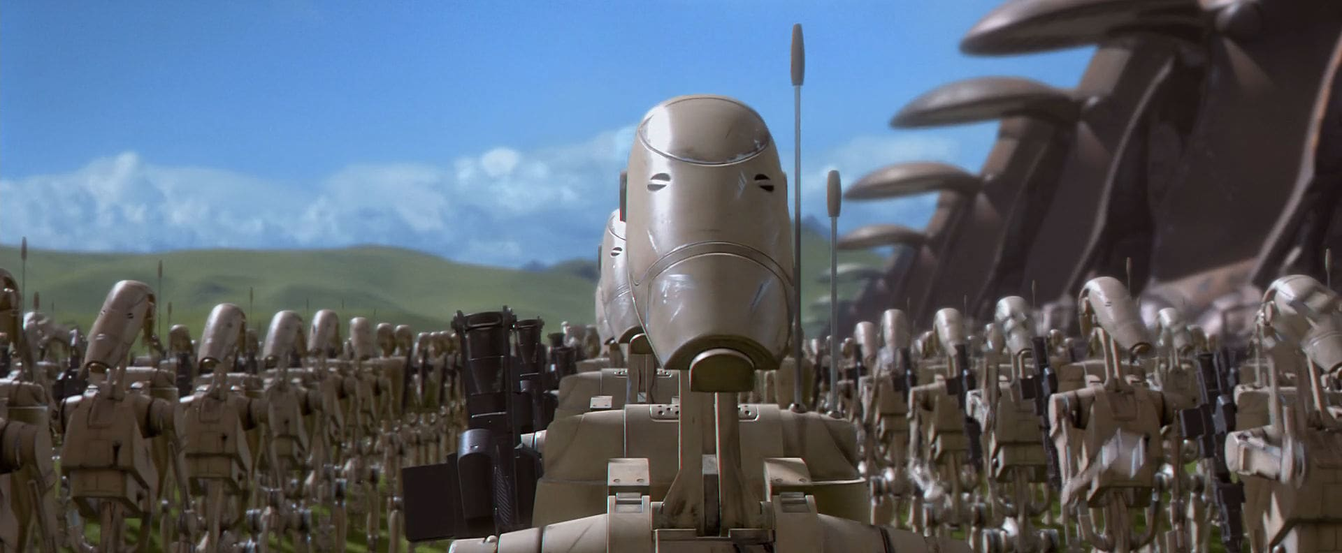 Activate the Droids