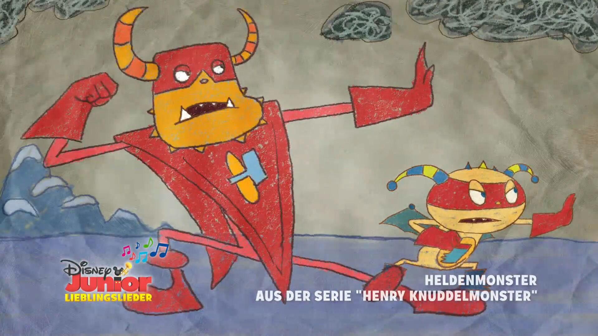 Heldenmonster