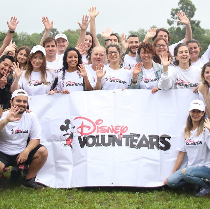 Disney VoluntEARS: viaje de Voluntariado Regional