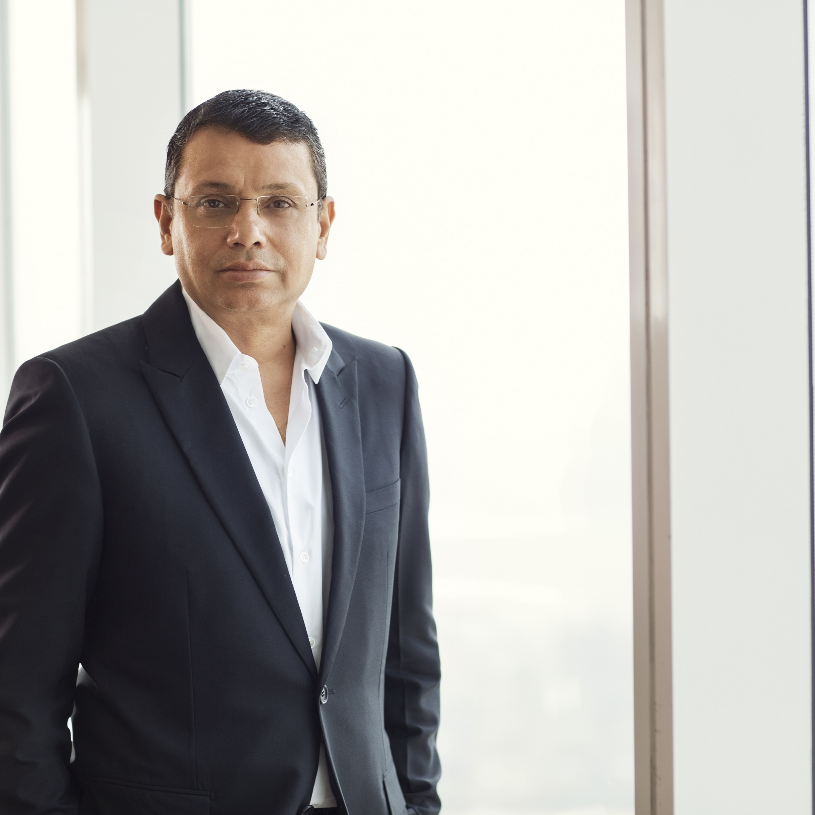 Uday Shankar to Step Down