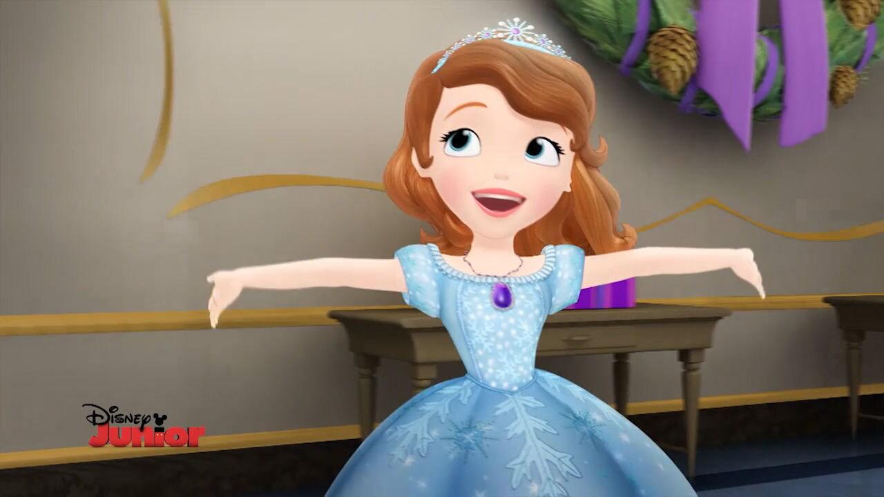 Natale Disney Junior - Il mondo di Sofia - La festa di Wassalia