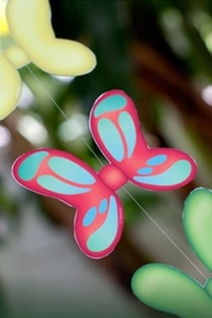Minnie's Butterfly Bows