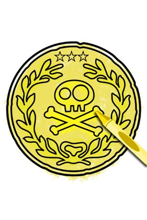 Color a Doubloon
