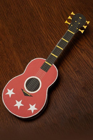 Sheriff Callie's Guitar