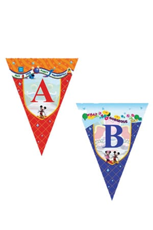 Birthday Banners (For Grown Ups)
