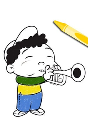 Little Einsteins Coloring Pages | Disney Junior
