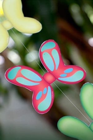 Bow-Tique - Build a butterfly mobile!