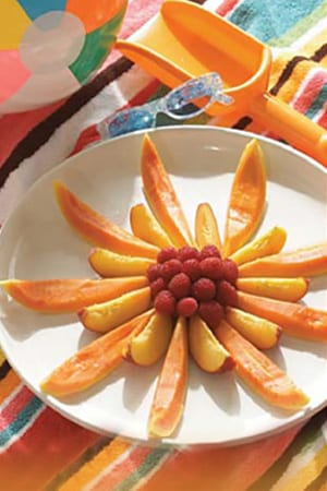 Disney Junior - Sunny Summer Fruit Tray