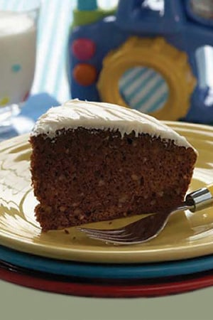 Gluten Free Cake Recipe (For Grown Ups)