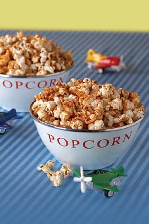 Barbeque Popcorn Recipe