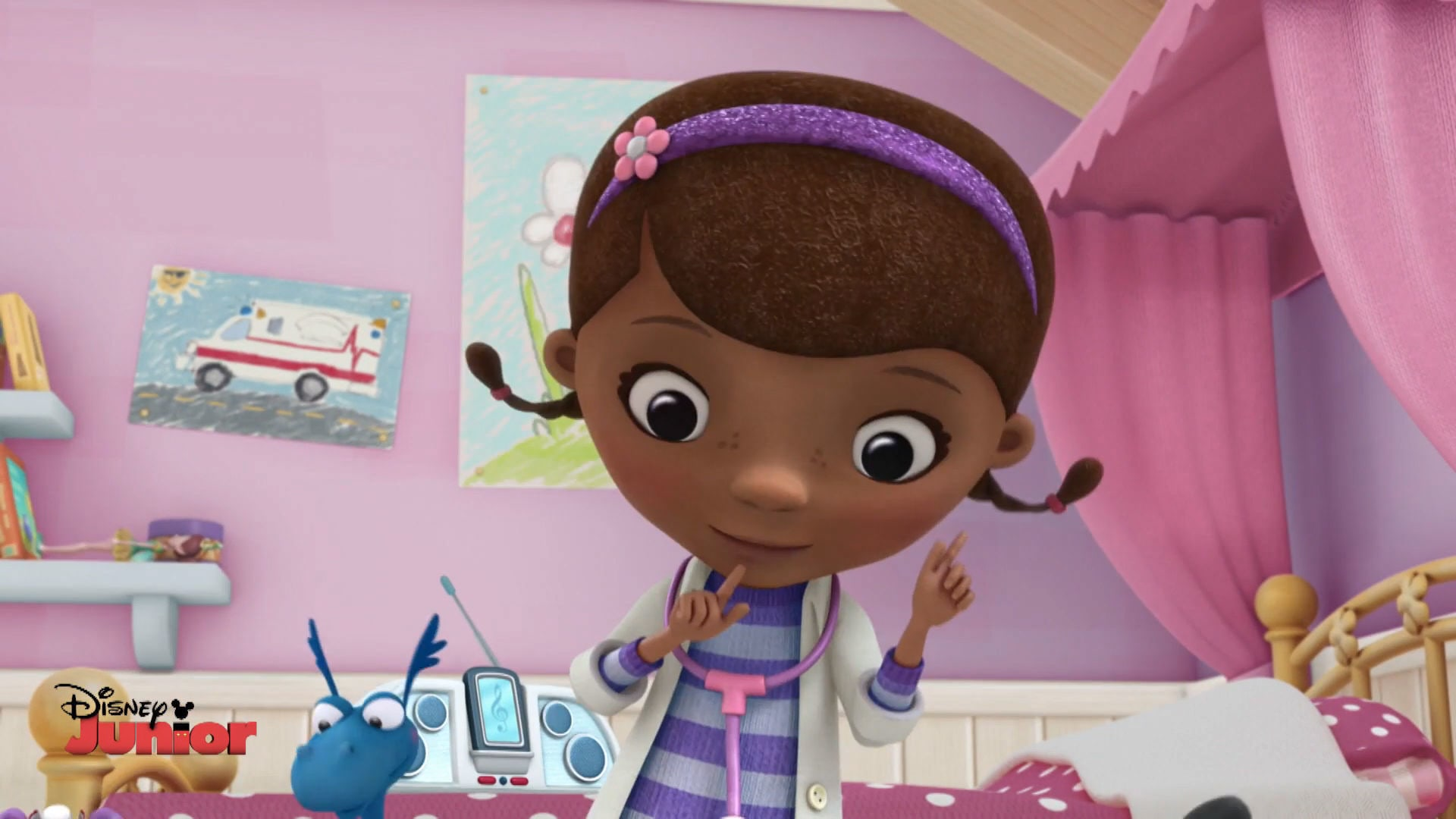 Doc McStuffins -Do What's Best For You Song