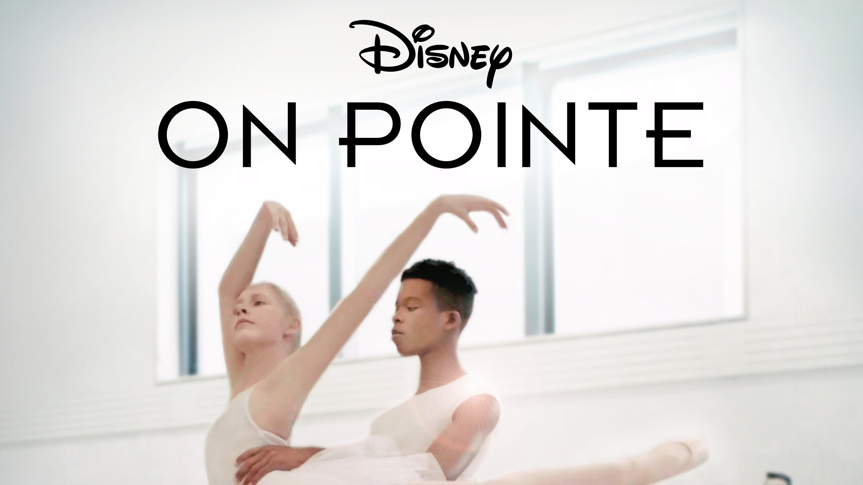 On Pointe Key Art - Vertical