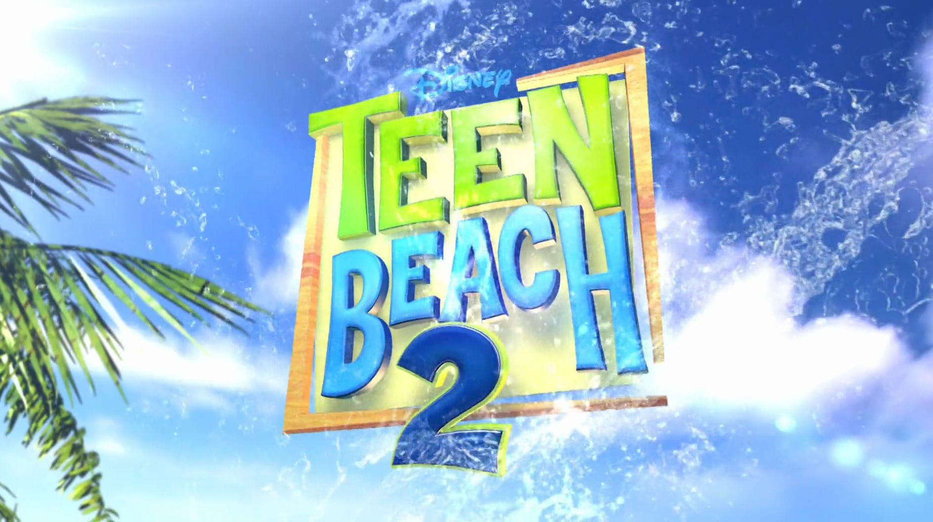 Teen Beach 2 | Fun Burst: Pole Slide | Disney Channel Official