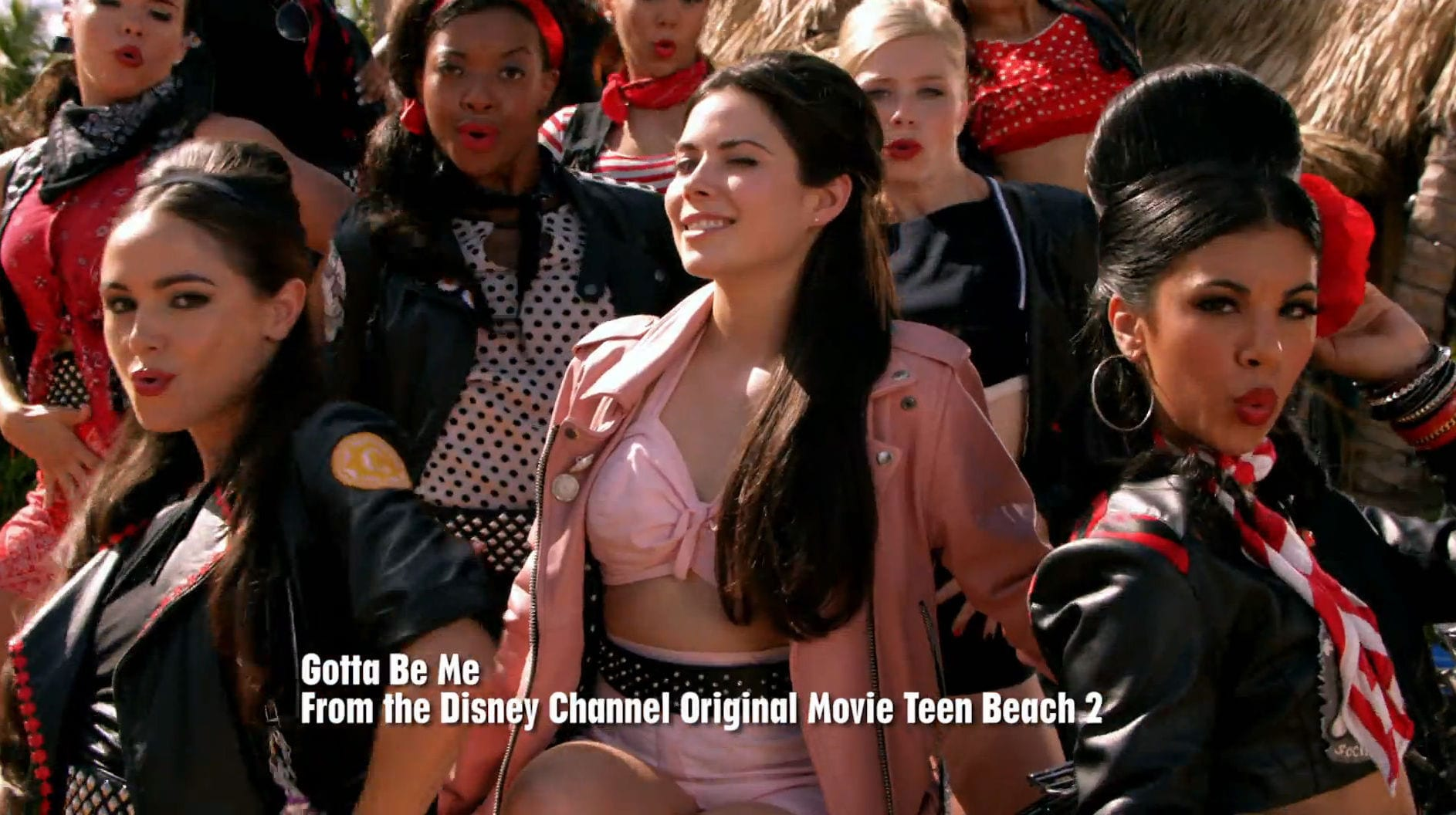 "Teen Beach 2 | ""Gotta Be Me"" Music Video 