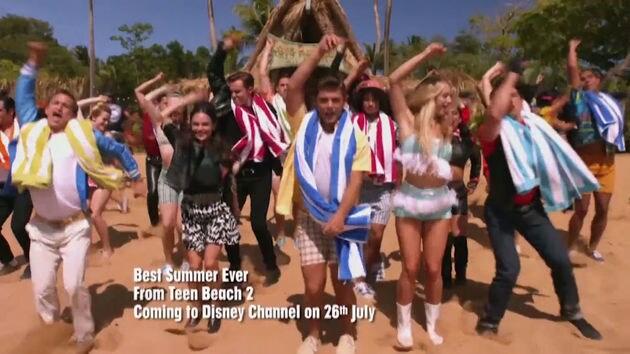 "Teen Beach 2 | มิวสิควิดีโอ ""Best Summer Ever"" | ดิสนีย์ ชาแนล ออฟฟิเชียล"