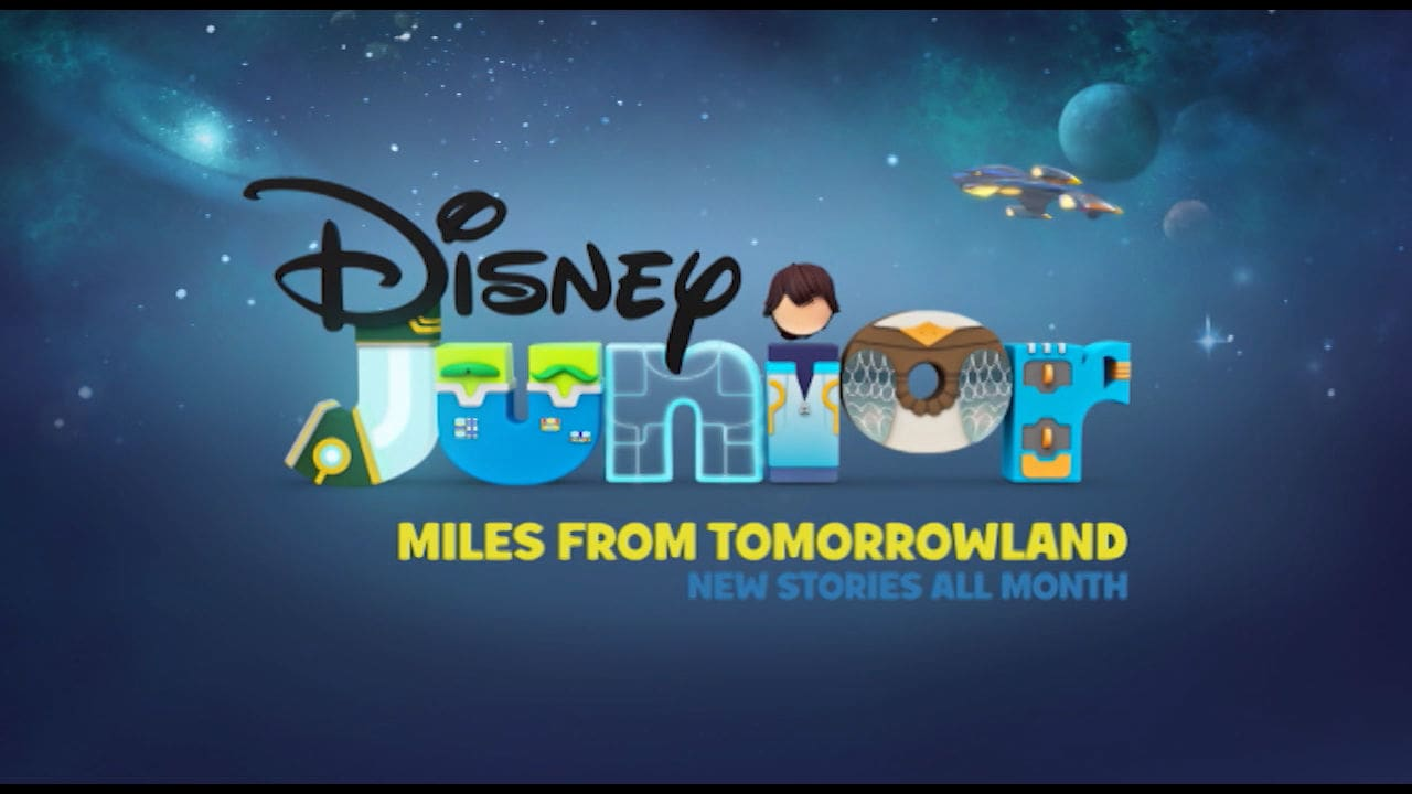 Miles From Tomorrowland - New Episodes